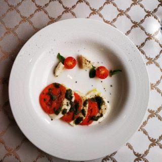 New menu at Chao Bella, Crowne Plaza Today Okhla