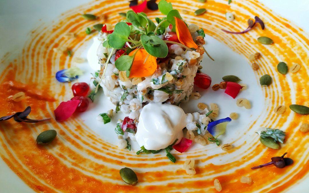 Chef Vikramjit Roy's new menu at Whisky Samba
