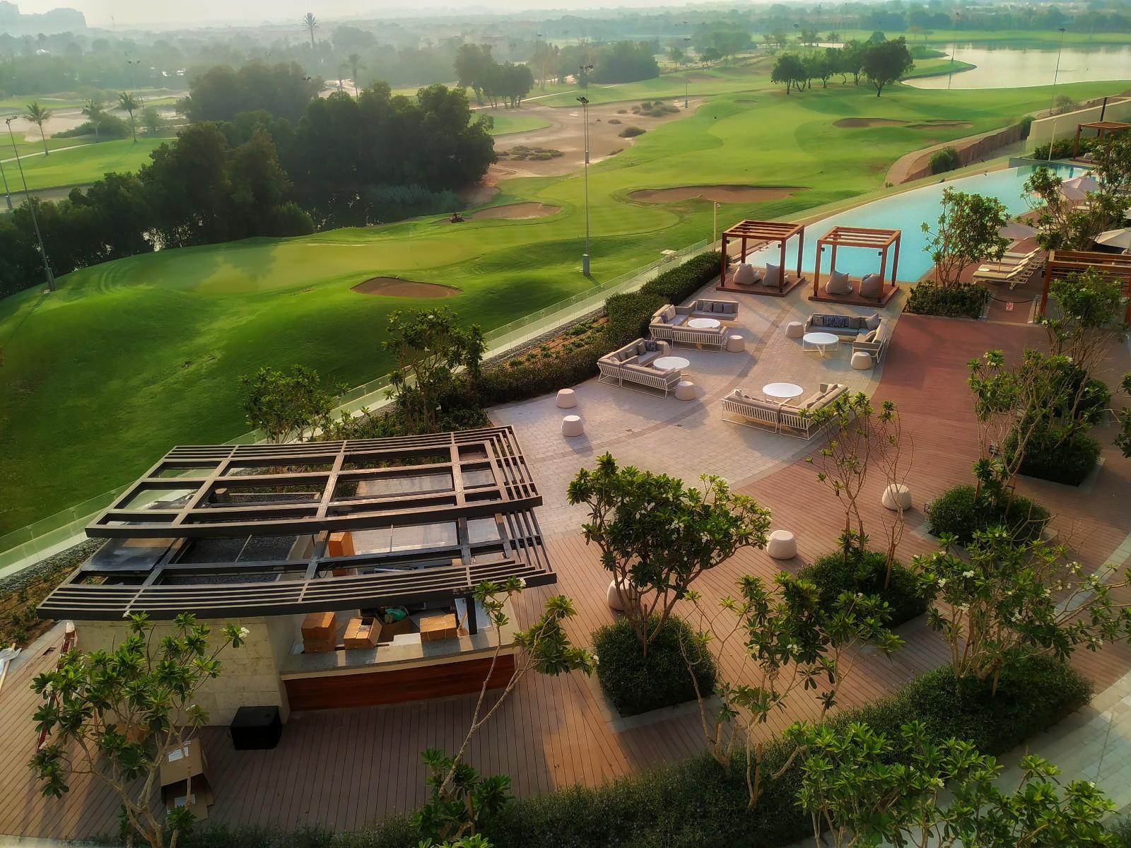 Hotel Review: Vida Emirates Hills, Dubai