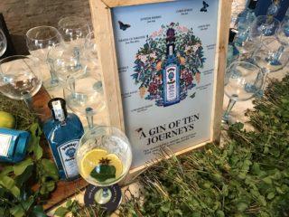Jw Marriot Aerocity: It's Gin 'o' clock with Bombay Sapphire