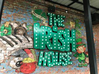 5 top picks from The Irish House food menu!!