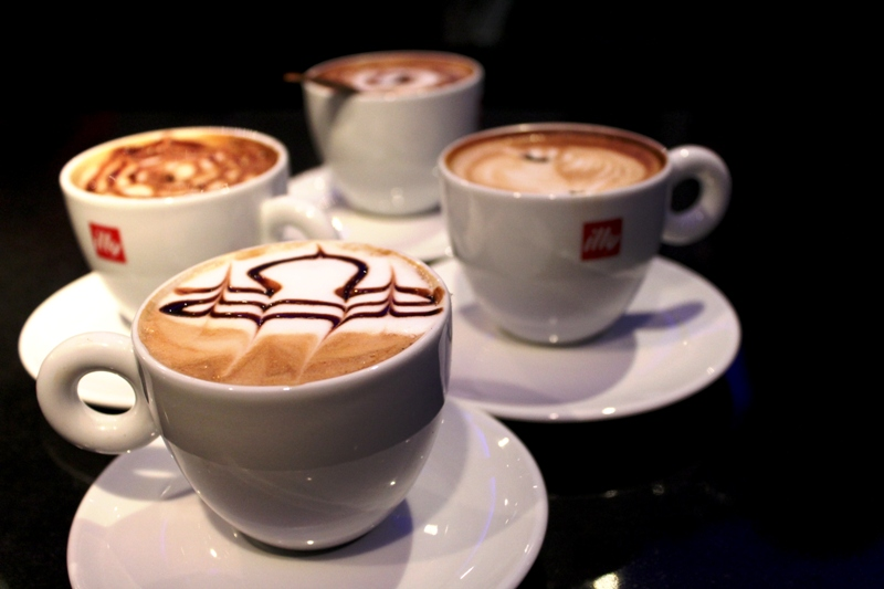 Le Meridien, New Delhi celebrates International Coffee Day