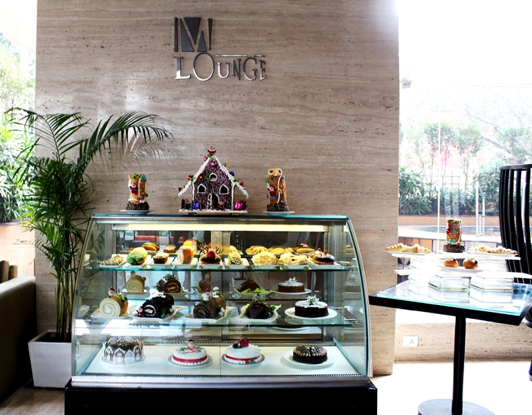 Christmas delicacies at M Lounge