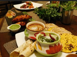 Flavours of Baisakhi at Cafe Pride, Pride Plaza Aerocity