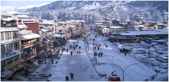 Top romantic things to do in Manali
