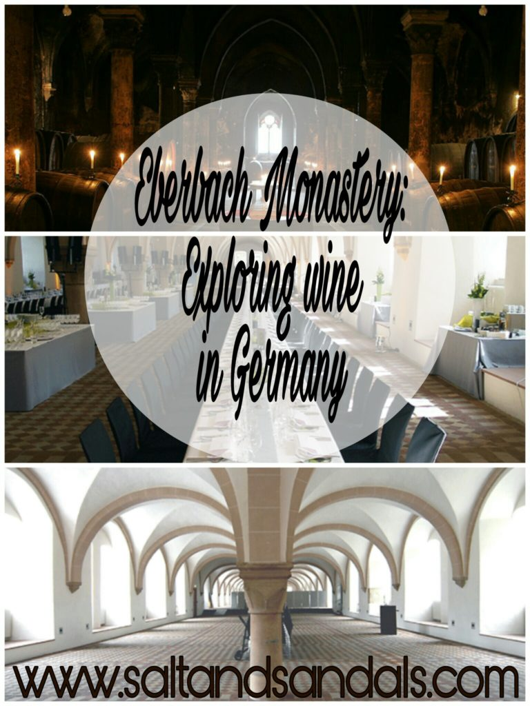 Eberbach Monastery: Where wine and religion come together