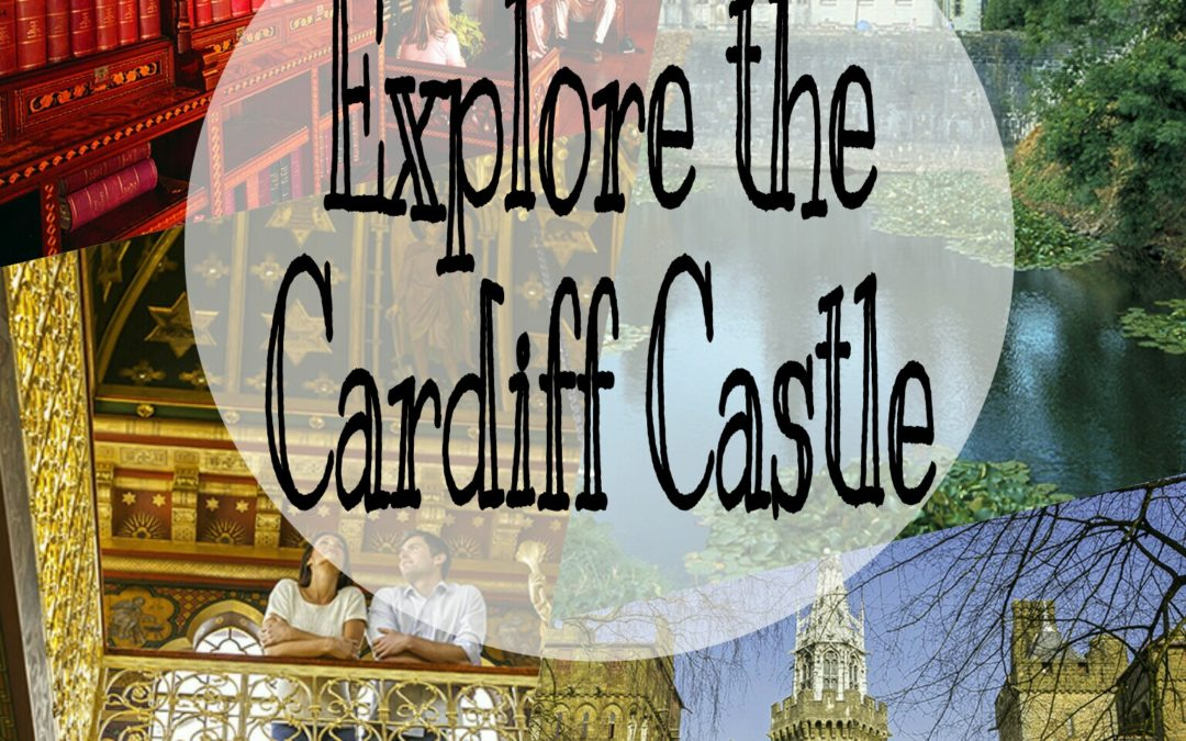 Exploring the Cardiff Castle