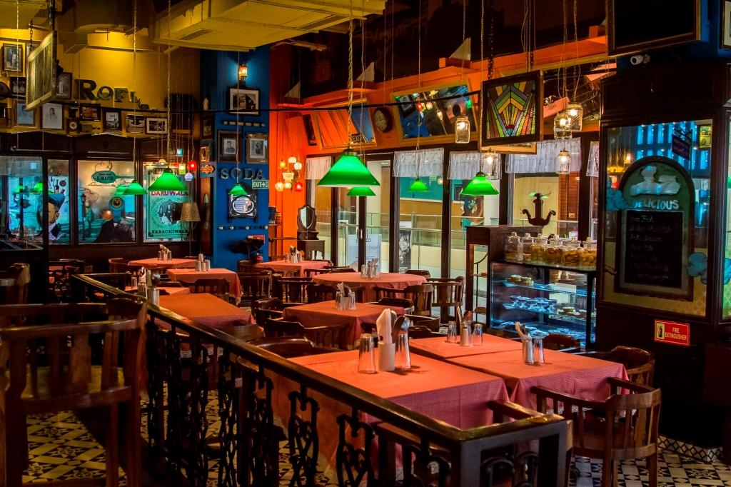 Parsi food comes to Noida: SodaBottleOpenerwala, DLF Mall of India