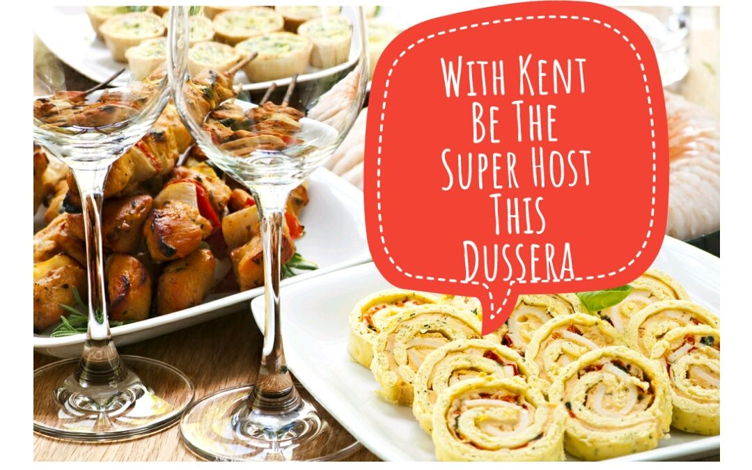 Here's how with KENT you can be super host this Dussehra