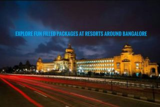 Explore fun filled packages at resorts around Bangalore