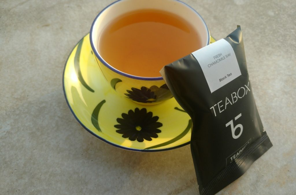 Have you tried out Green tea from Teabox?