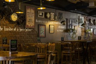 The Irish House Connaught Place: The newest drinking joint in town