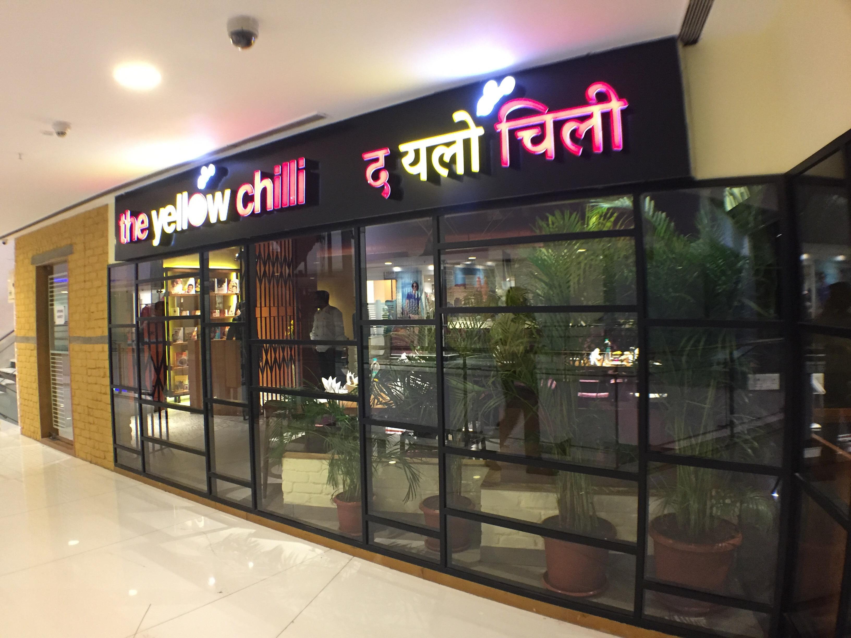 Redefining Indian Food with Sanjeev Kapoor's The Yellow Chilli
