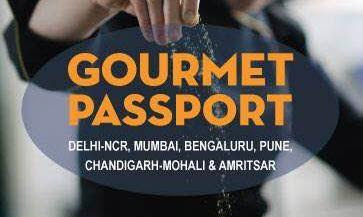 Gourmet Passport 2016-17 : The ultimate dining privilege