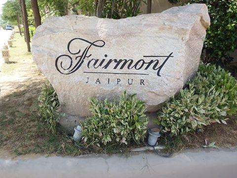 Fairmont Jaipur- A true Royal Destination