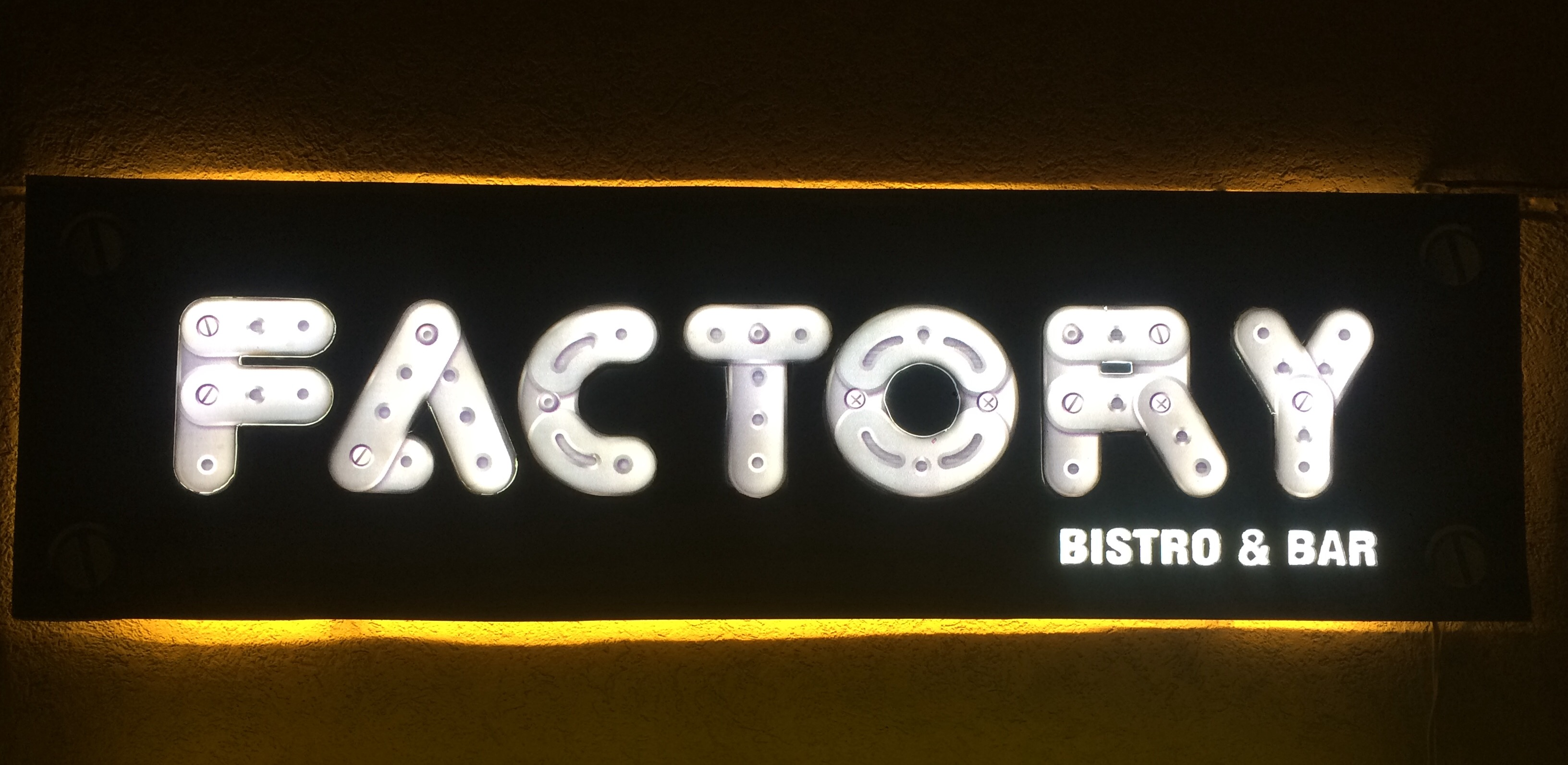 Restaurant review: Factory Bar and Bistro