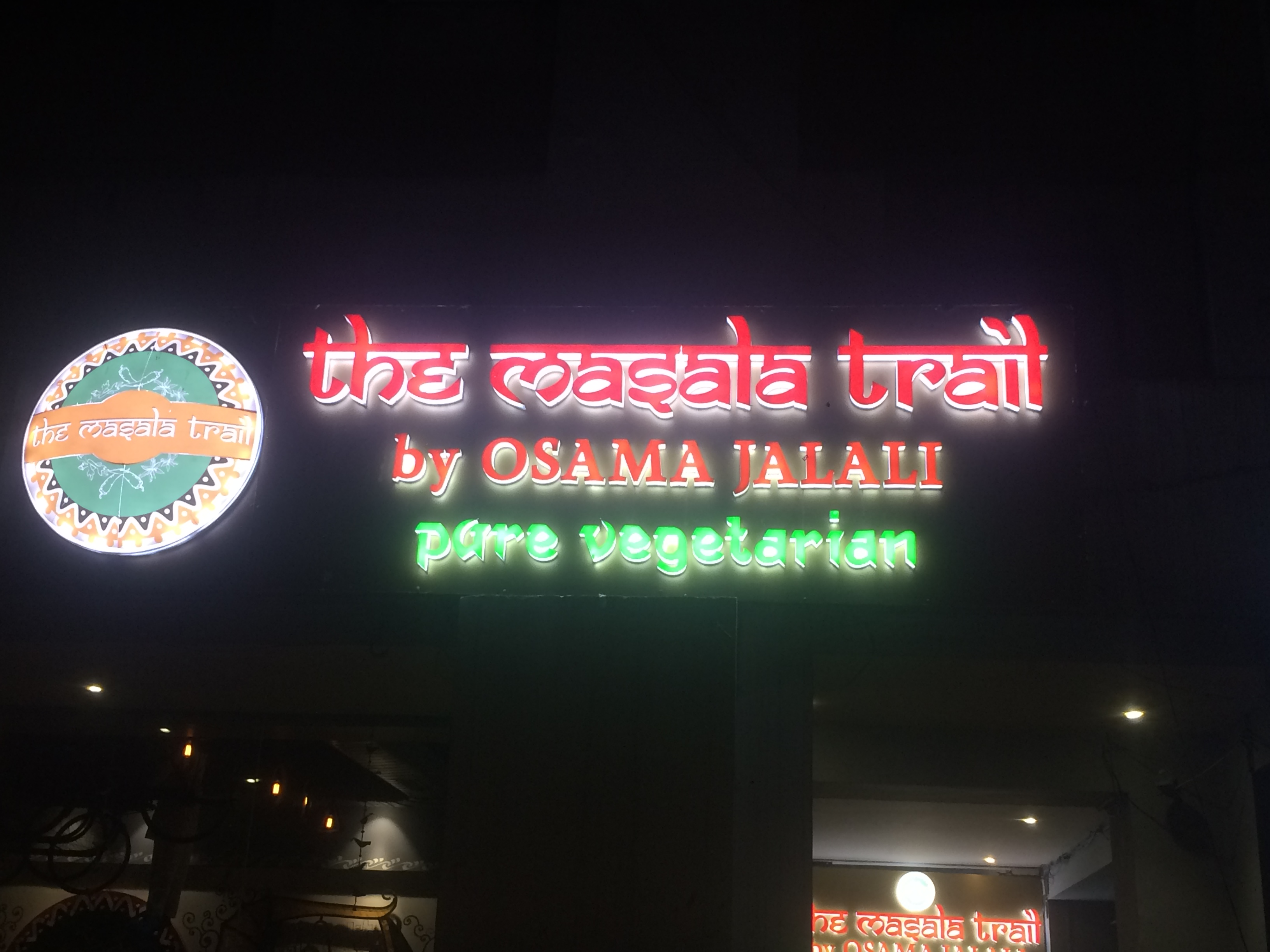 India on a platter: Masala Trail By Osama Jalali