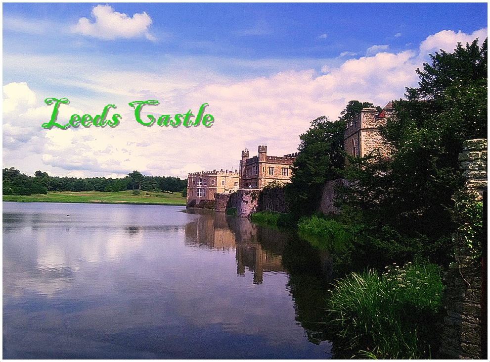 Journey through history and adventure: Leeds Castle