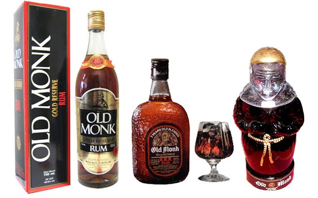 What's Inside Your Old Monk